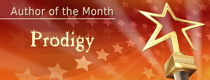 Author of the Month for January 2016