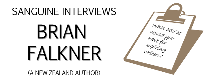 Interview With an Author: Brian Falkner