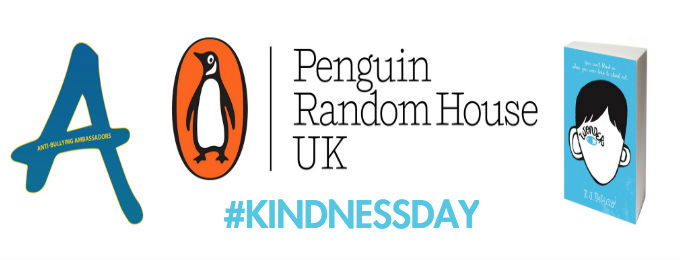 It's #KINDNESSDAY on Friday 12th June
