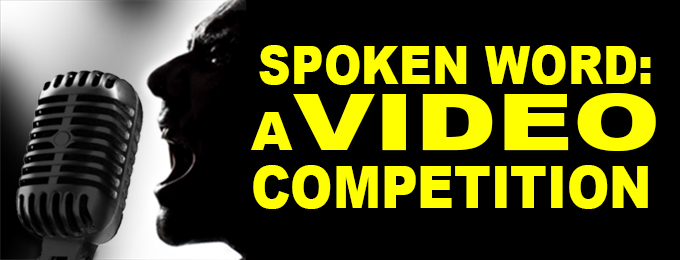Announcing the winners of the Spoken Word Competition!