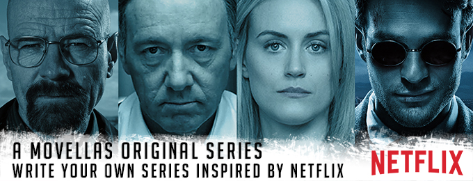 Netflix Series Competition