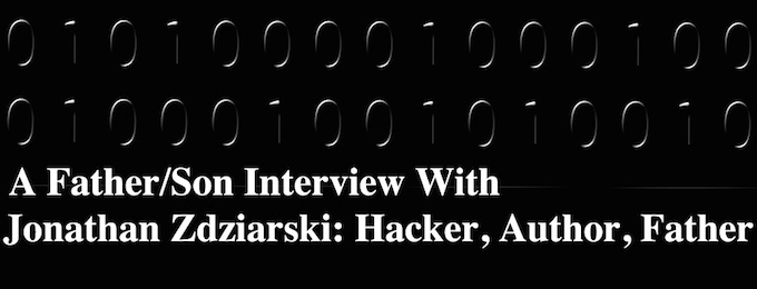 Interview with a hacker turned writer