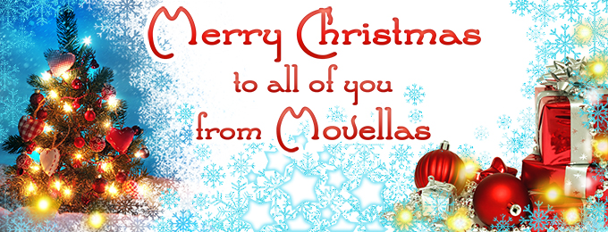 Merry Christmas from Movellas