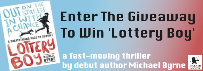 Win The 'Lottery Boy' Giveaway