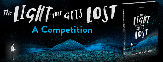 Announcing our Winners for The Light That Gets Lost Competition