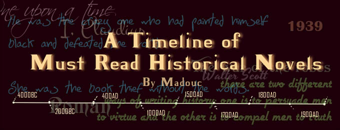 A Timeline of Must Read Historical Novels