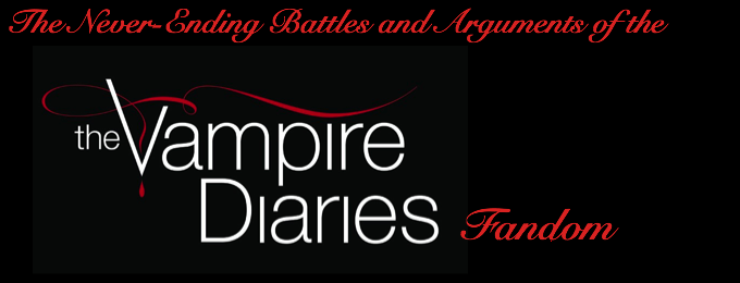 8 Never-Ending Battles of 'The Vampire Diaries' Fandom
