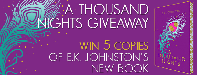 A Thousand Nights Giveaway