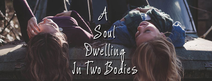 A Soul Dwelling In Two Bodies: A Writing Competition