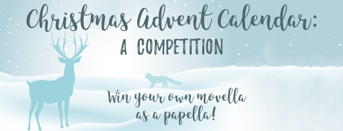 Write an Advent Calendar: A Competition