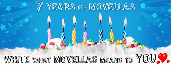 7 Years of Movellas!