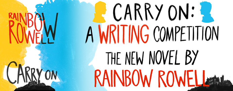 Carry On: A Writing Competition