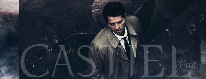 Castiel: Angel of the Gifs