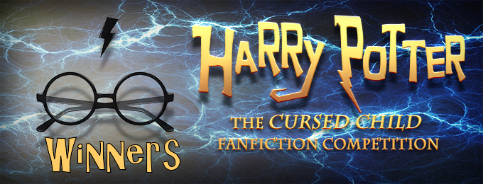 Winners of the Harry Potter and the Cursed Child Competition!