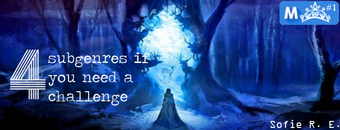 Challenge Yourself: Write in a Subgenre