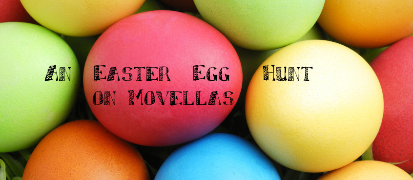 An Easter Egg Hunt on Movellas!
