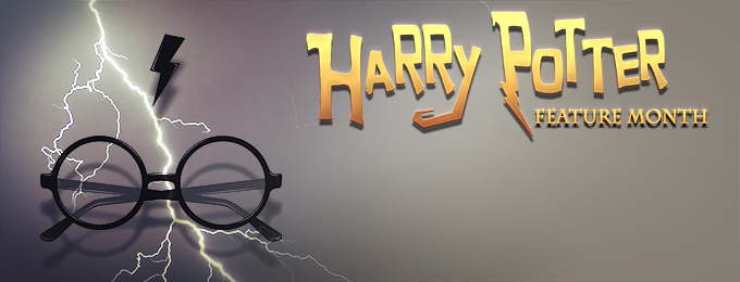 Harry Potter Feature Month!