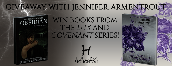 Q&A with Author Jennifer Armentrout!