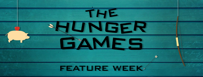 It's the Hunger Games Feature Week!