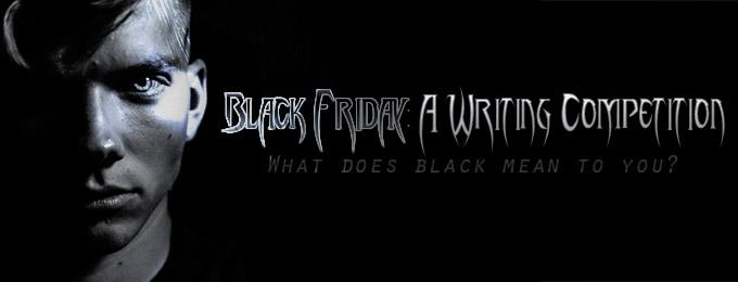 Black Friday: A Writing Competition