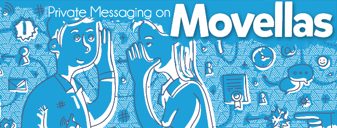 Private Messaging on Movellas