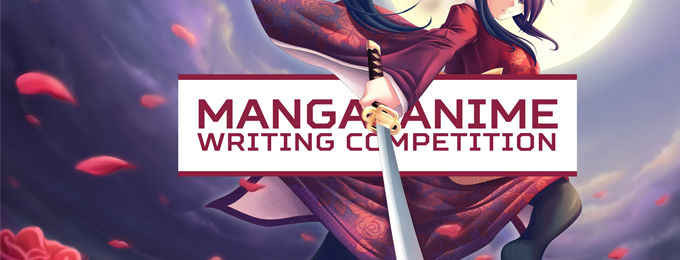 Manga/Anime Writing Competition!