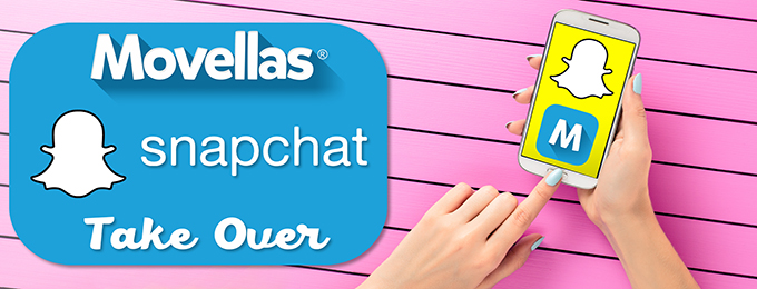Want to Take Over our Movellas Snapchat?