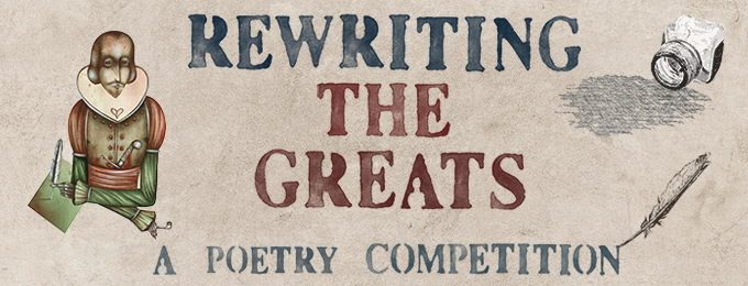 Rewriting the Greats: A Poetry Competition