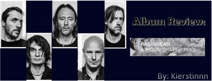 Album Review: Radiohead's A Moon Shaped Pool