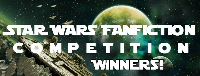 Star Wars Fanfiction Competition Winners!