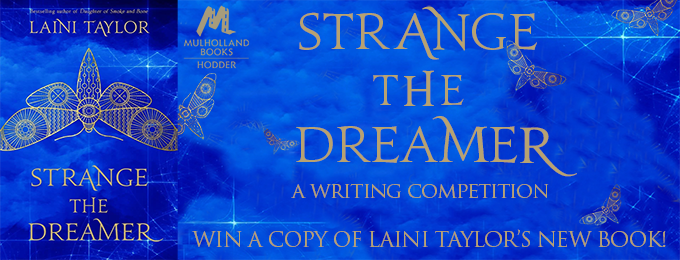 Strange the Dreamer: A Writing Competition