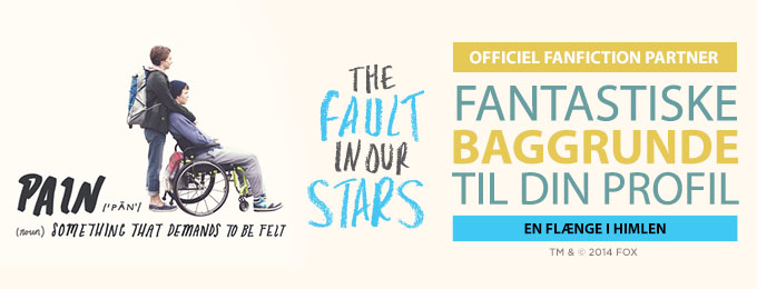 Gratis The Fault in Our Stars baggrunde til din profil