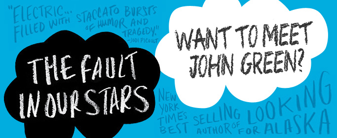 The Fault In Our Stars: Writing Contest