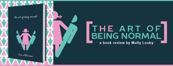 Book Review: The Art of Being Normal