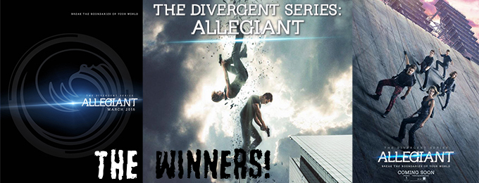 Winners of the Allegiant Competition