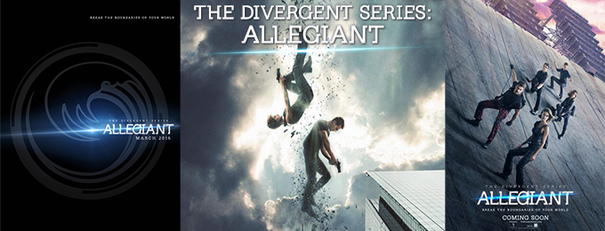 Movie Review: Allegiant from the Divergent Series!
