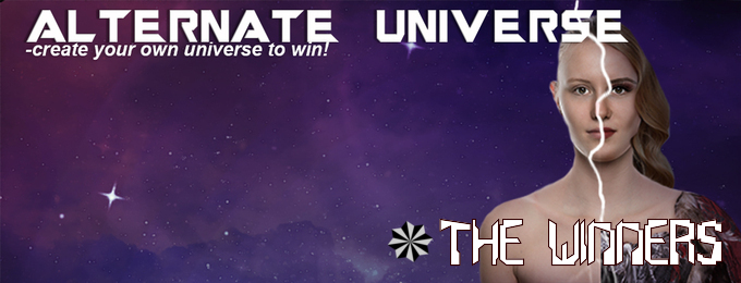Winners of the Alternate Universe Competition!