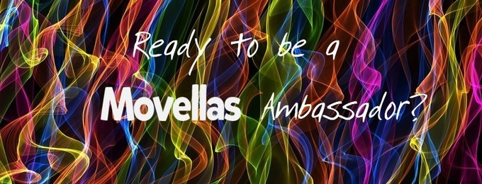 Ready to be a Movellas Ambassador?