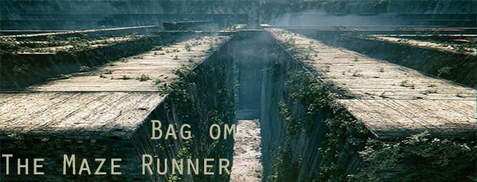 Bag om The Maze Runner
