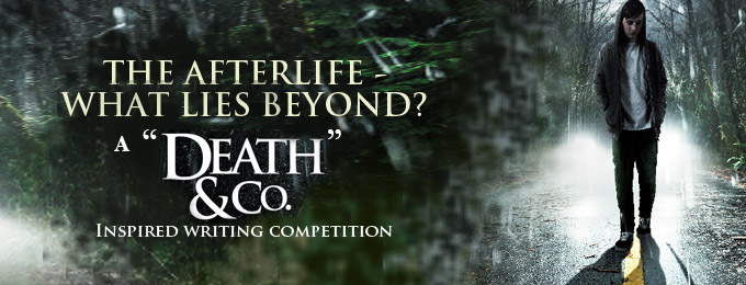 The Afterlife: A Writing Contest