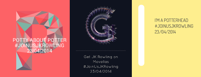 #JoinUsJKRowling Campaign: The details