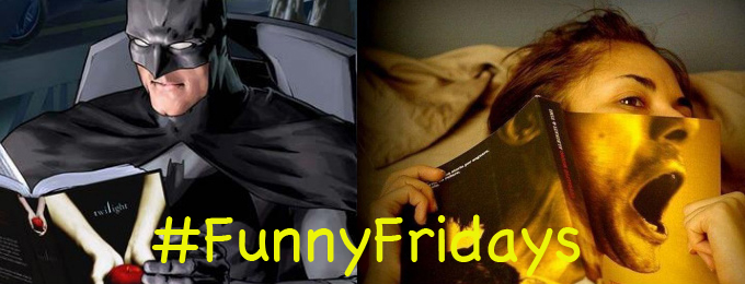 Let's get silly...it's #FunnyFriday!