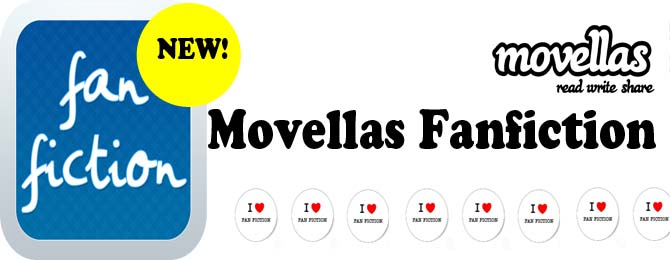 New: the Movellas Fanfiction app for Android!