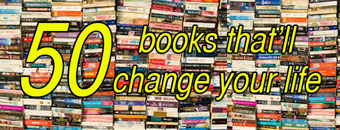 50 books that'll change your life