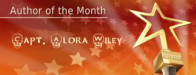 Author of the Month for March 2016