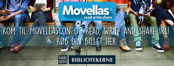 MovellasCon - Read, Write and Share IRL