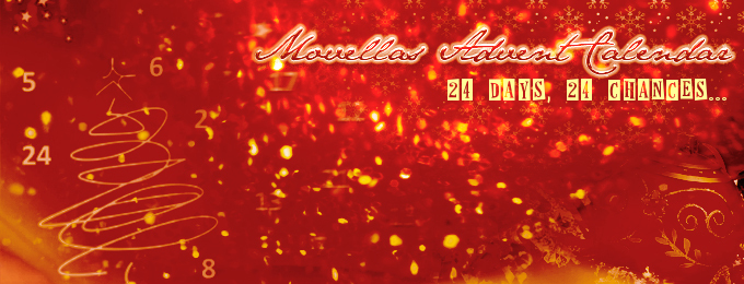 Movellas Christmas Calendar: 2nd of December
