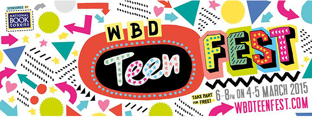 World Book Day's Teen Fest