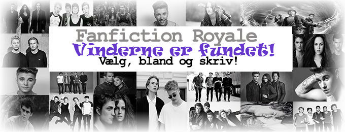 Fanfiction Royale vinderne er.....