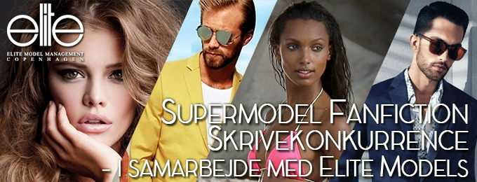 Supermodel Fanfiction skrivekonkurrence
